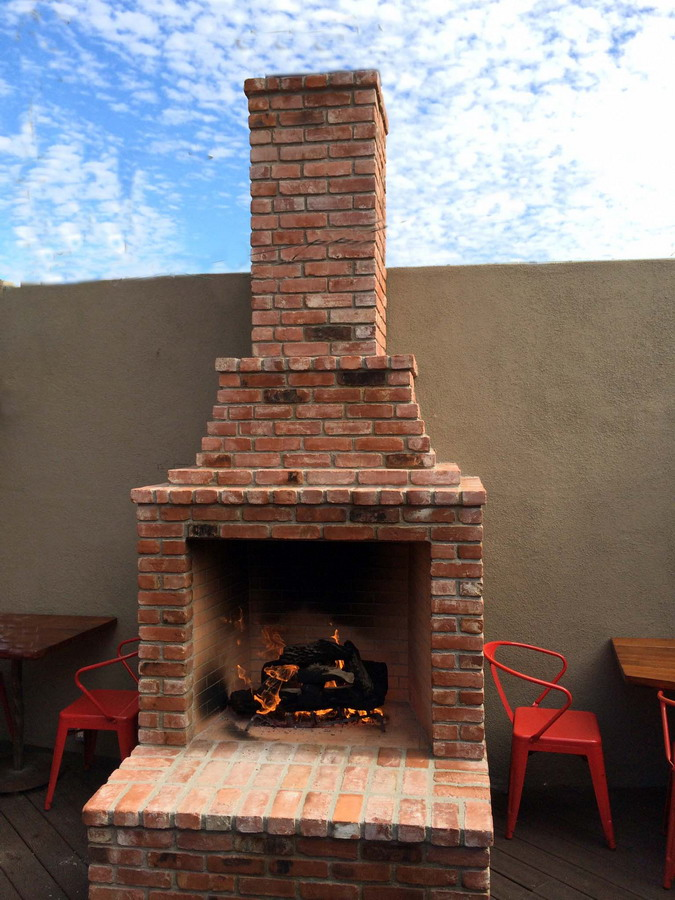 Fireplace Systems, Outdoor Masonry & Brick Fireplaces ...