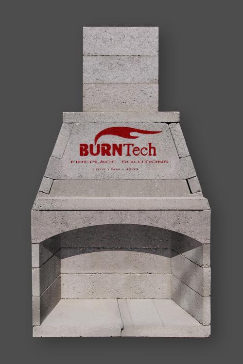 Outdoor Masonry & Brick Fireplaces