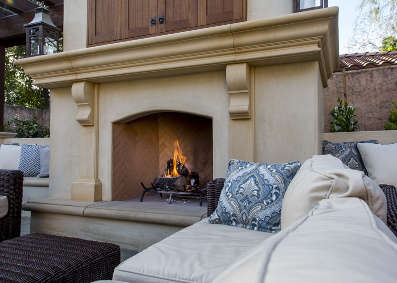 Modular Fireplace Outdoor Fireplaces