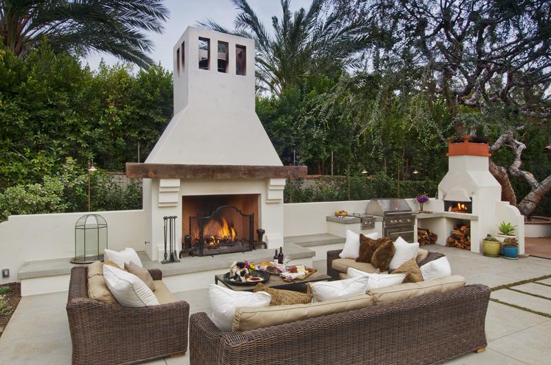 Fireplace Systems Outdoor Masonry Brick Fireplaces Modular Fireplace Burntech 818 564 4253 California